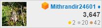 profile for Mithrandir24601 at Quantum Computing